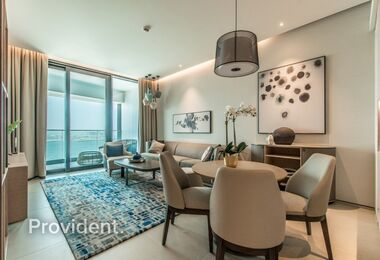 Expert's Choice | Full Sea Views | Fully Furnished