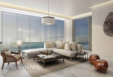Full Sea Views and Dubai Eye View | No Agency Fee