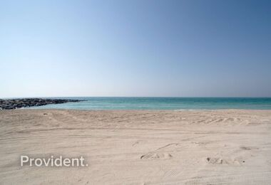 G+1 Villa Permitted | Beach Front | Freehold