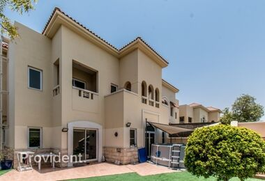 Ideal Home | 4B/R+M Villa Al Badia DFC | Rented
