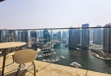 Stunning Full Marina View | Perfect for End-Users