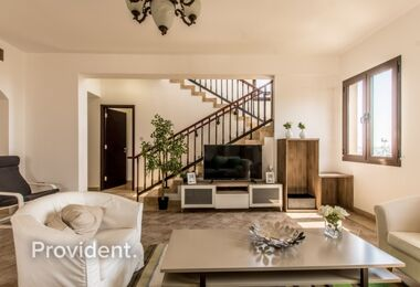 Own a Villa Inspired Duplex Flat | Freehold