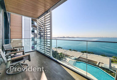 EXCLUSIVE | Sea View | Fully Furnished |