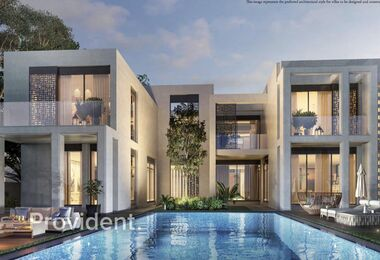Luxurious | Golf Facing | Villa Plot