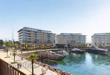 Brand New | Furnished | Stunning Marina Views