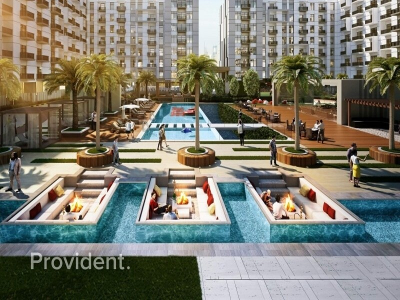 Apartment for Sale in  International City