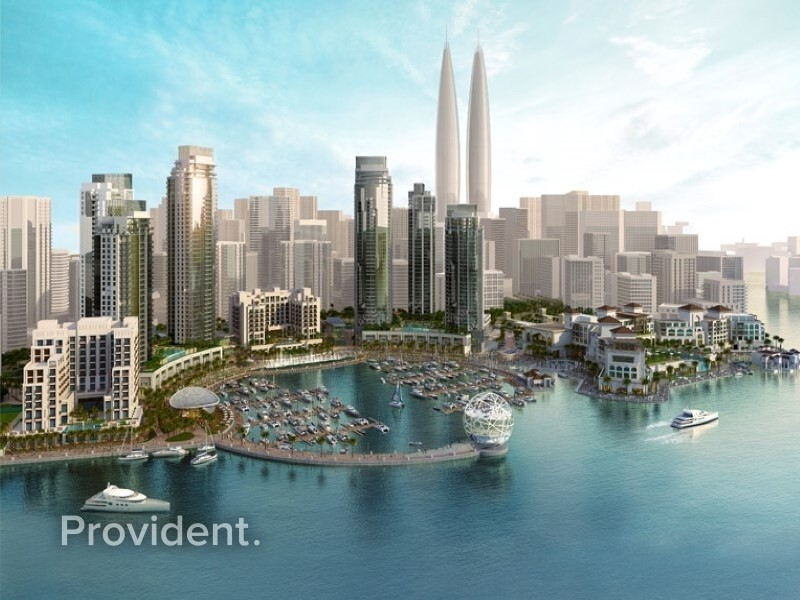 for Sale in  Dubai Creek Harbour (The Lagoons)