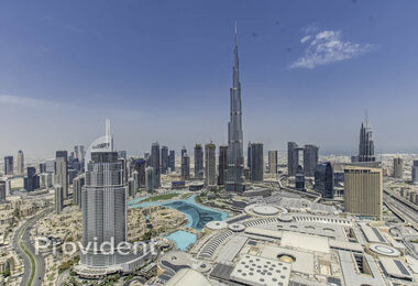 03 Series | Full Burj and Fountain View