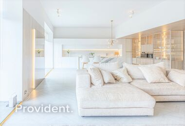 Double Height Penthouse | Marble Floors