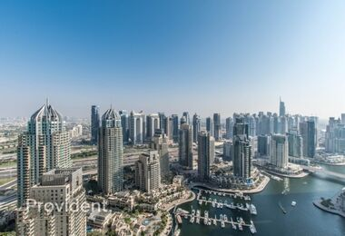 Exclusive|Marina View|Rented For AED120K