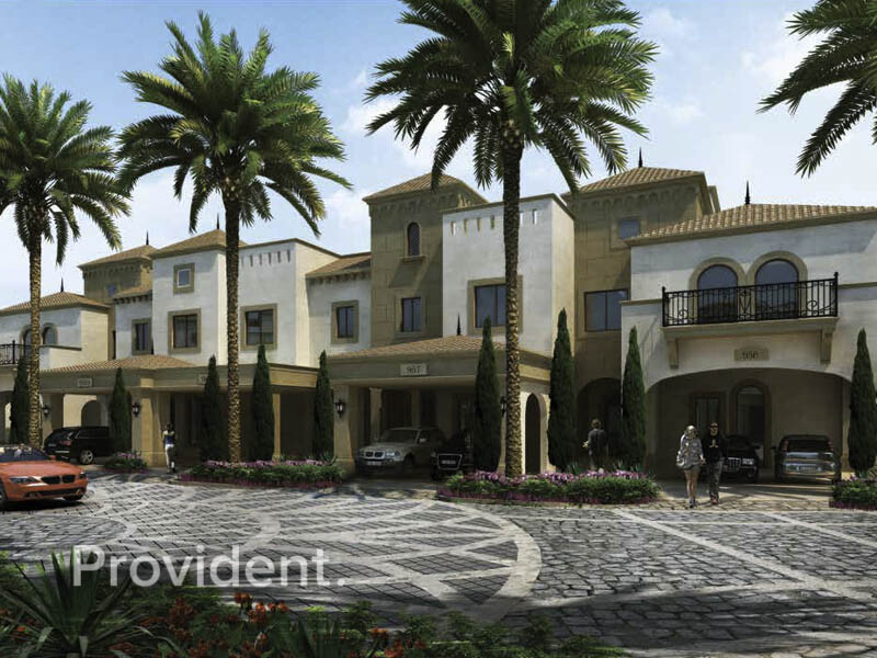 Townhouse for Sale in  Jumeirah Golf Estates