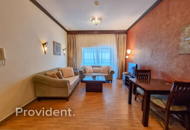 Fully Furnished | Large Layout | Great Location