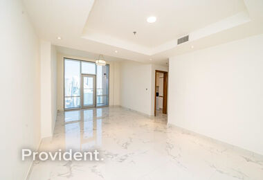 Spacious 1 BR Apt / Canal View / Vacant
