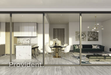Direct from Developer| Payment Plan| Burj View