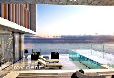 Grand Penthouse with Private Pool | 360 Sea Views