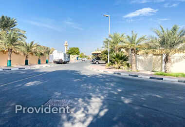 Huge Plot in Al Wasl|Prime Location|20,000 Sqft