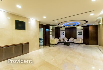 Commercial Full Building for Rent in Sheikh Zayed Road