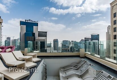 Penthouse for Sale in JBR