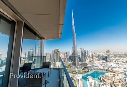 Penthouse for Sale in Downtown Dubai