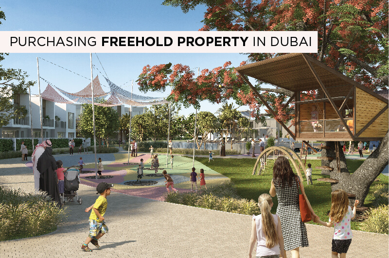 Purchasing Freehold Property in Dubai