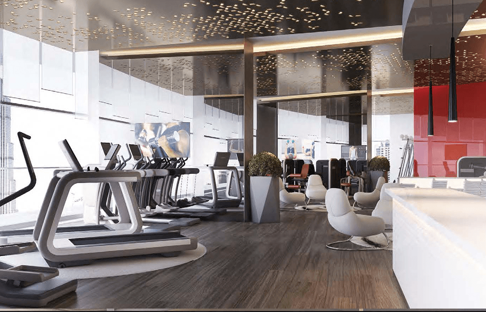in4 7 - Damac Towers By Paramount Hotels & Resort