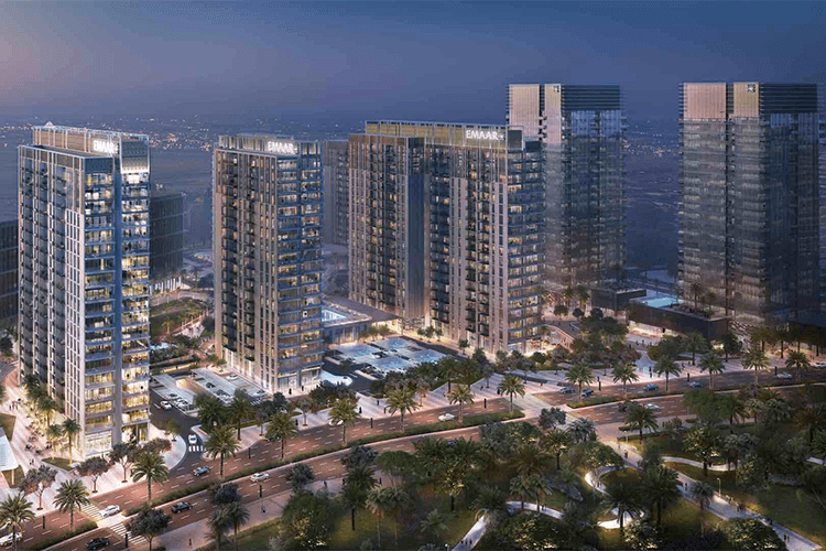 preview 3 - Park Heights at Dubai Hills Estate by Emaar