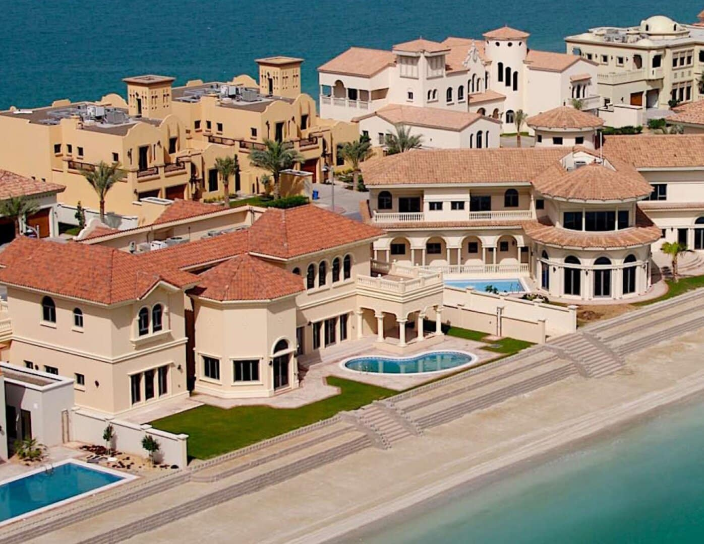 Garden Homes Palm Jumeirah - Садовые дома