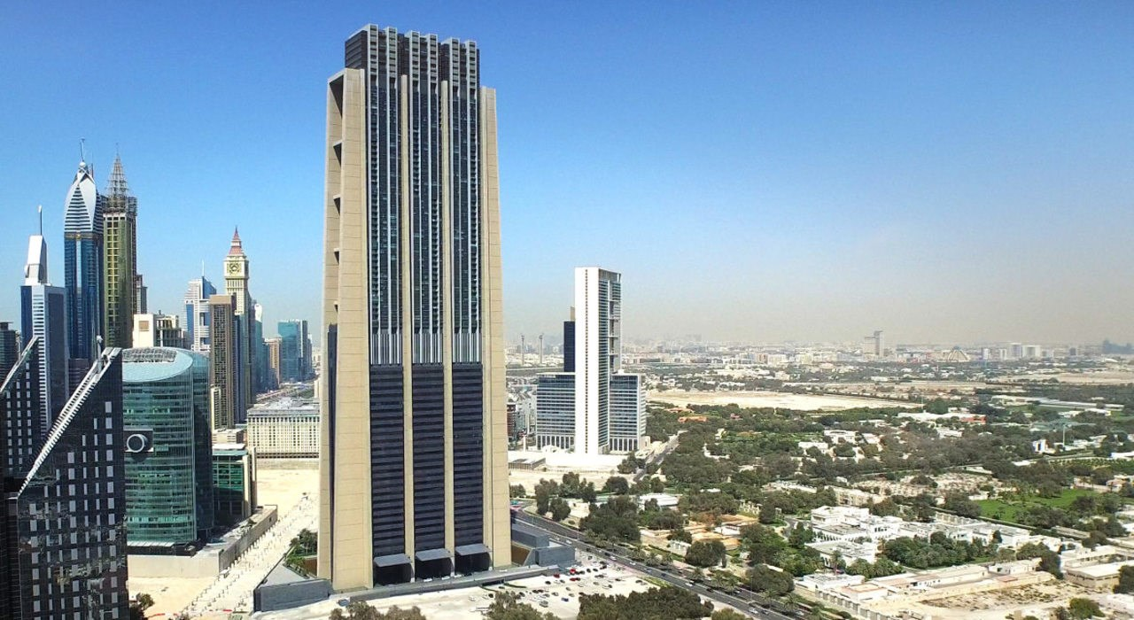 Index Tower DIFC - Index Tower