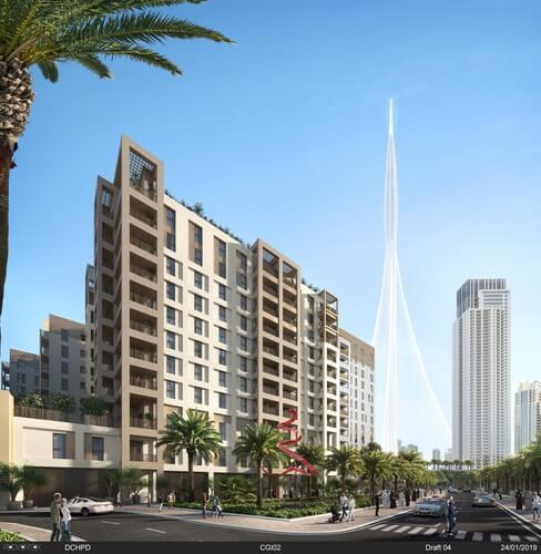 Bayshore 4 - Bayshore by Emaar at Creek Beach