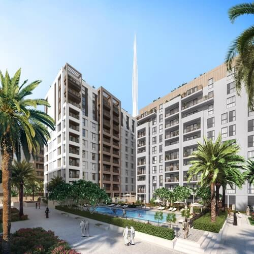 Bayshore at Creek Beach by Emaar