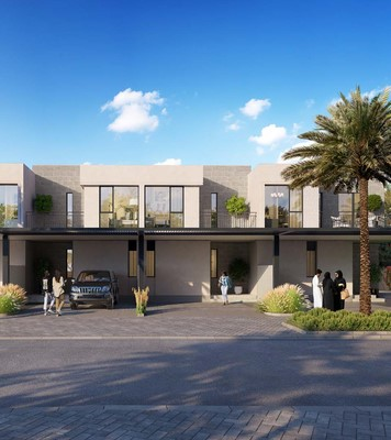 EXPO GOLF VILLAS 3 7 2 - Parkside Expo Golf Villas Phase III by Emaar