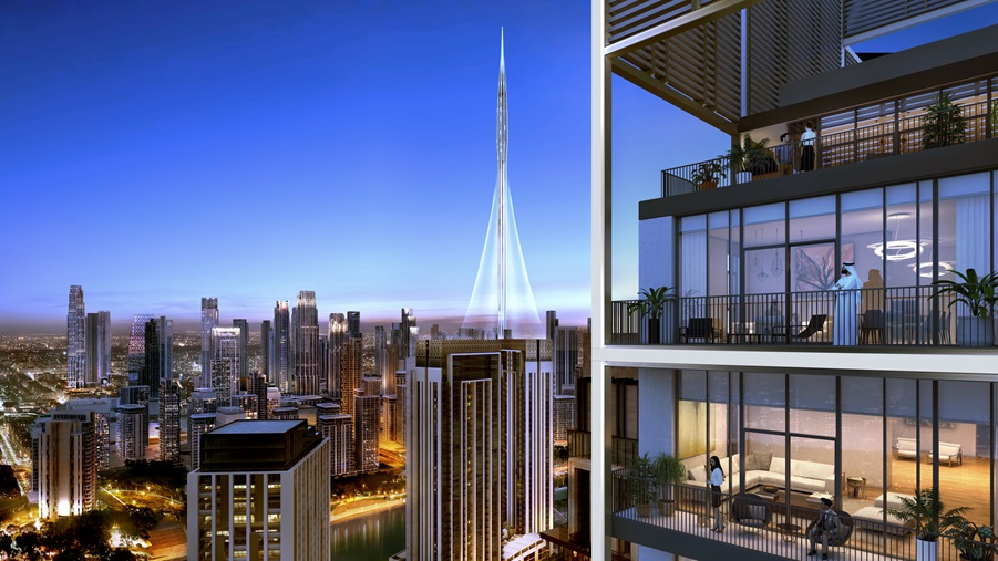 The Creek Edge by Emaar in Dubai Creek Harbour