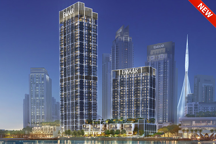 Creek Edge by Emaar in Dubai Creek Harbour