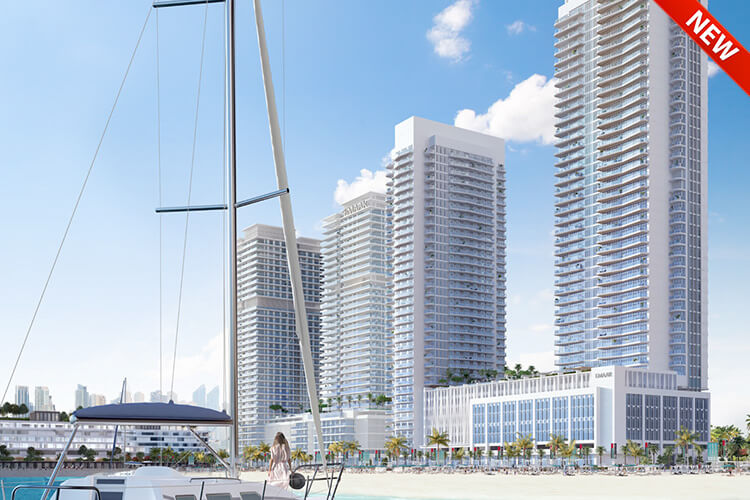Дома для отдыха Emaar Beachfront South Beach