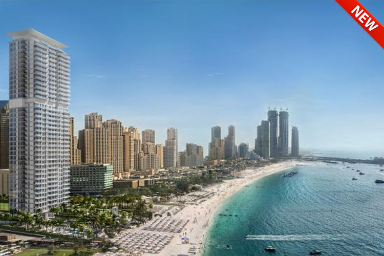 La Vie by Dubai Properties в Джумейра Бич Резиденс