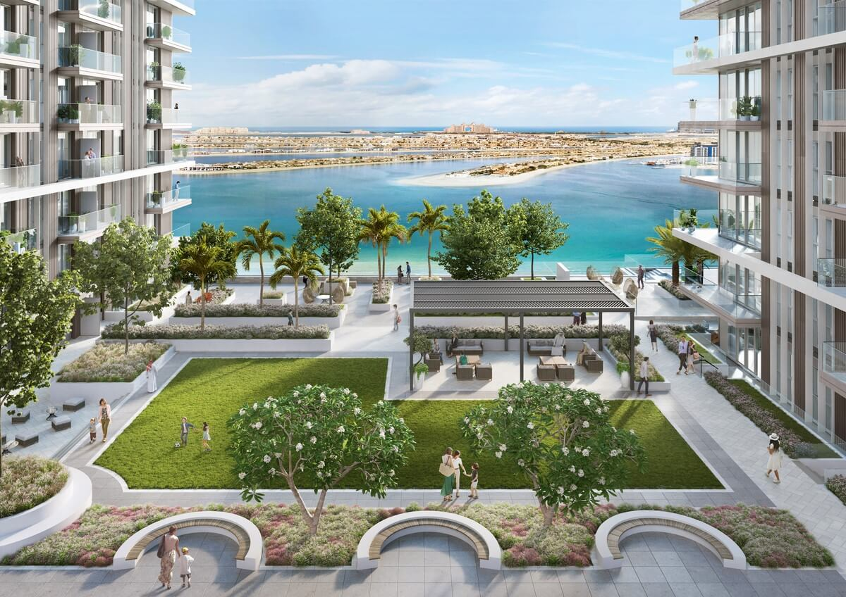 Cam Podium edit - Beach Isle at Emaar Beachfront