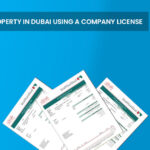 Can you buy a Property in Dubai using a Company License?