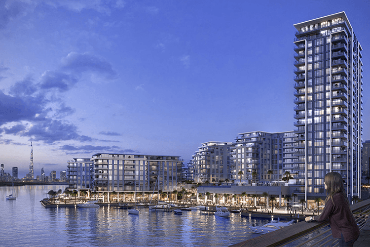 preview1 - The Cove at Dubai Creek Harbour by Emaar