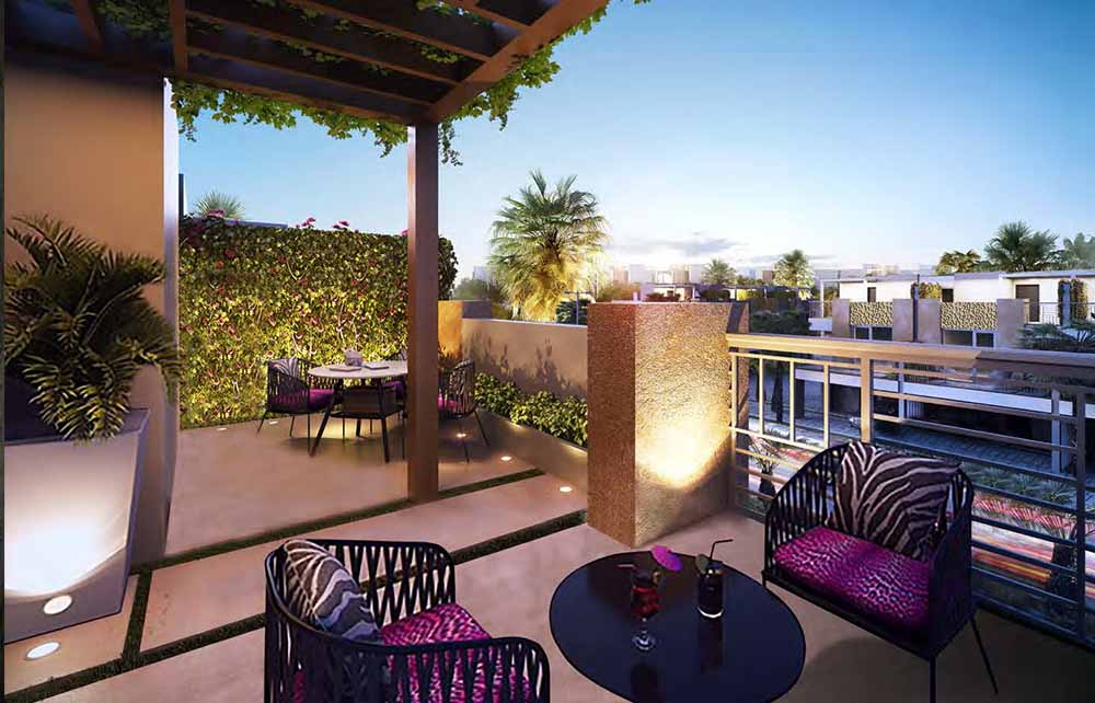 in2 2 - Just Cavalli Villas at Akoya by Damac
