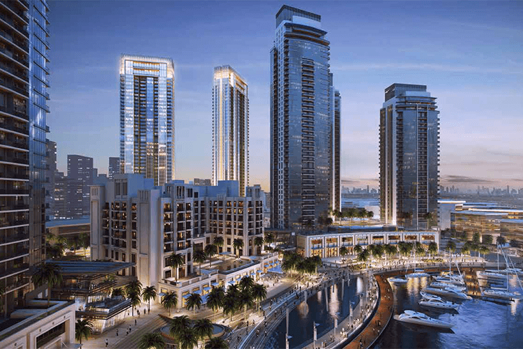 preview 12 - Creekside 18 at Creek Harbour by Emaar