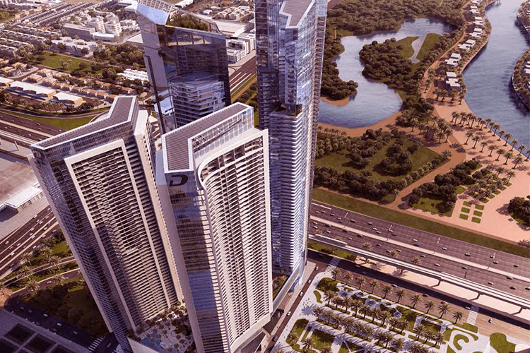 preview 16 - Aykon City by Damac