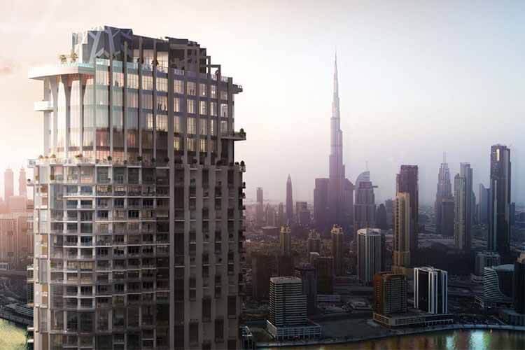 SLS Dubai Hotel & Residences Preview